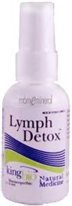 Lymph Detox, 2 fl oz (59 ml) by King Bio Homeopathic