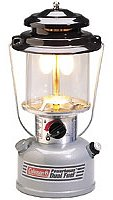 Coleman Two-mantle Dual Fuel Powerhouse Lantern