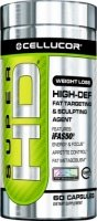 Cellucor Super Hd  Weight Loss  Fat Burner  60 Capsules