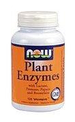 Now Foods, Plant Enzymes Vegetarian