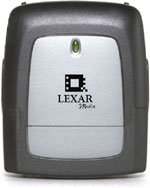 Lexar Media FIREWIRE COMPACTFLASH READER  RW019-001  Retail PackageB0000VZED2