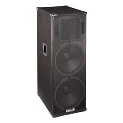 "Electro-Voice Eliminator Ii Dual 15"" Passive Pa Cabinet"