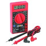 7 Function Digital Multimeter for Precise Electronic Measurements & Tests Digital Amp OHM Volt Meter ACDC Voltmeter by Cen-Tech (Cen Tech Digital Multimeter compare prices)