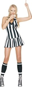 Referee Costume - Small/Medium - Dress Size 4-8