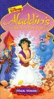 Aladdins Arabian Adventures: Magic Makers [VHS]