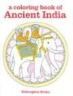 img - for Coloring Book of Ancient India book / textbook / text book
