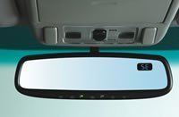 Genuine Subaru H501SFJ100 Auto-Dimming Mirror