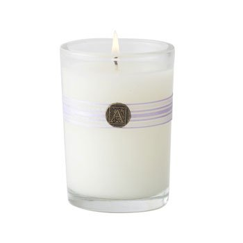 The Smell of Spring in Glass 6oz Candle by Aromatique