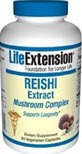 Life Extension Reishi Vegetarian Capsules, 60 Count