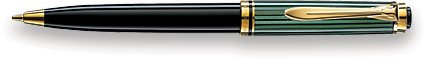 Pelikan Souveran 300 Black/Green GT .7mm Pencil - 903039 - Buy Pelikan Souveran 300 Black/Green GT .7mm Pencil - 903039 - Purchase Pelikan Souveran 300 Black/Green GT .7mm Pencil - 903039 (Pelikan, Office Products, Categories, Office & School Supplies, Education & Crafts)