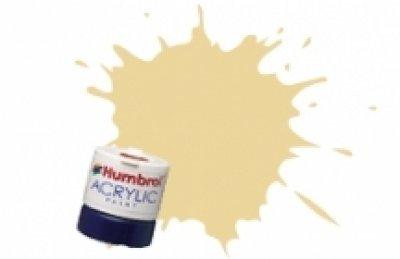 Humbrol Acrylic Paint, BR Cream - 1