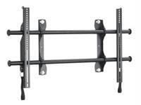 "Chief Fusion Universal Flat Panel Tilt Wall Mount LTAU - Mounting kit ( tilt wall mount ) for LCD display - black - screen size: 37"" - 63"" - X LARGE TILT NO HEIGHT ADJ WM 37 63IN"