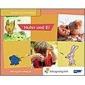 img - for Blauer Elefant 3 Bilderbuch Huhn und Ei book / textbook / text book