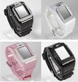 black-New-N388-Unlocked-1.4-Touch-Screen-Watch-Mobile-Phone-Adjustable-Band-Cell-phone