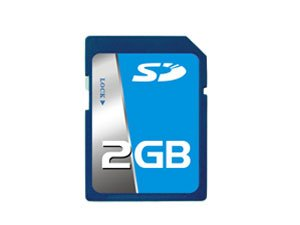 2GB 2 GB SD (Secure Digital) Memory Card for Cuddeback Capture Game Scouting Trail IR (InfraRed) Digital Camera