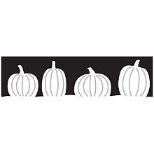 Martha Stewart Edge Punch-Pumpkin Patch