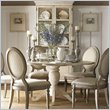 Lexington Twilight Bay Barrett Dining Table in Antique Linen