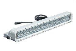 Infrared Led Light Bar W/ Trunnion U-Bracket Mount - 40, 3-Watt Leds - 850 Or 940Nm - 9-42Vdc(-Floo