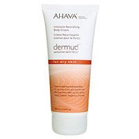 Ahava Dermud Intensive Nourishing Body Cream, 6.8 oz
