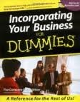 img - for Incorporating Your Business For Dummies 1st (first) edition book / textbook / text book