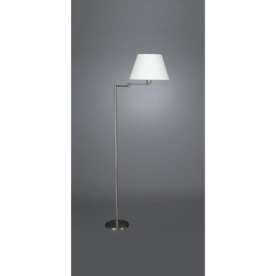 Massive 36413/17/20 Floor Lamp Nickel