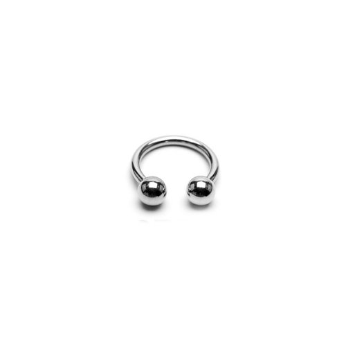 Urban Body Jewellery 1.2mm 316 Surgical Steel Circular Septum Barbell