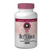 Source Naturals Butterbur Extract (Urovex)