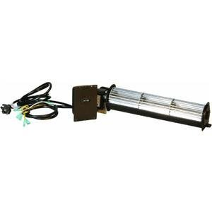 Kozy World, 20-6031 Gas Stove and Fireplace Blower image