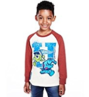 Pure Cotton Monster University T-Shirt