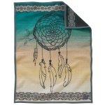 Pendleton Dream Catcher Wool Blanket, Twin front-914273