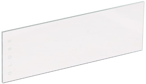 Globe Scientific 1301 Glass Microscope Slide, 25Mm Width X 75Mm Length, 90° Ground Edges, Plain (Case Of 1440)