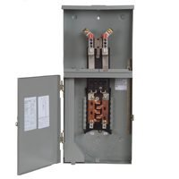 Buy Ring Type Main Panel, 200 Amp (Siemens ,Lighting & Electrical, Electrical, Circuit Breakers Fuses & Load Centers, Panels)