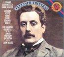 echange, troc Puccini, Domingo, Cotrubas, Scotto, Maazel - Il Trittico