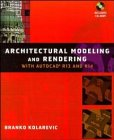 img - for Architectural Modeling & Rendering with AutoCad R13 and R14 book / textbook / text book