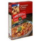 Fantastic Foods Vegetarian Chili ( 12 x 6.4 OZ)