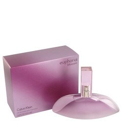 Euphoria Blossom by Calvin Klein Eau De Toilette Spray 1 oz (Women)