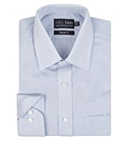 Cotton Rich Quick Iron Checked Shirt