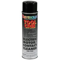 Electric Motor & Contact Cleaner 20 Oz. - ELECTRIC MOTOR CLEANER