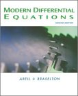 Modern Differential Equations (0030287049) by Martha Abell