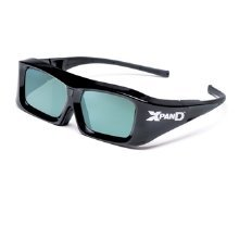 Xpand 3D Multibrand IR 3d Glasses single 1 pack