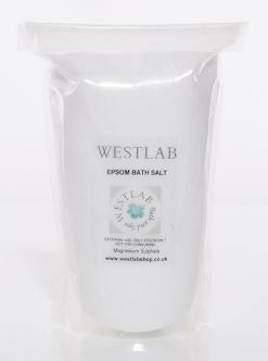 Epsom Salt 25 Kg, Food grade