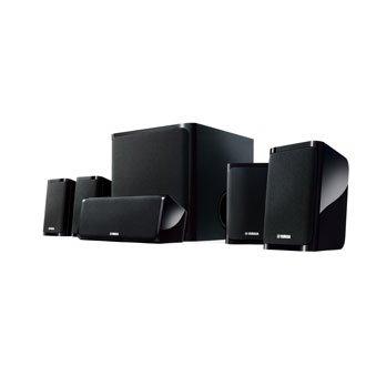 Yamaha-NSP40-51-Speaker-Package-Black