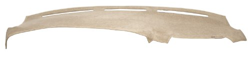DashMat Original Dashboard Cover Ford and Mazda (Premium Carpet, Beige)