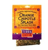 Terra Cotta Orange Chipotle Splash Spice Mix