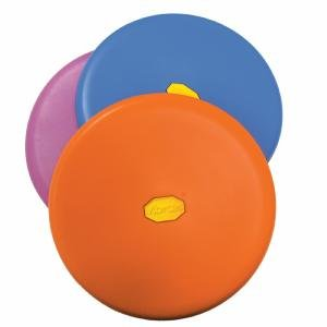 My Good Dog Vibram Frisbee Mini Disc Orange 8