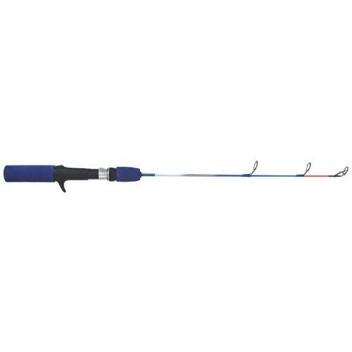 Ht ent 24 med ice blue castin hot fishing mart for Blue fishing rod