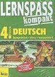 Lernspass kompakt - Deutsch 4. Klasse