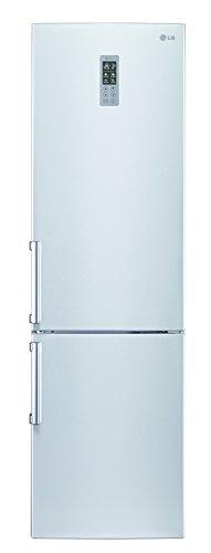 LG GBB530NSQPB Réfrigérateur 252 L A++ Jaune, Argent
