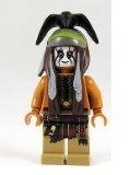 "New Lego Lone Ranger Tonto 2"" Minifigure Loose"