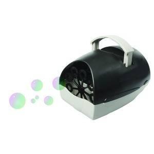 bubblatron-mini-party-bubble-machine-plastic-retractable-handle-outdoor-use-new